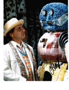 "David John Pope ""The Kandyman"" from Doctor Who"